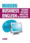 obálka Modern Business English in E-Commerce